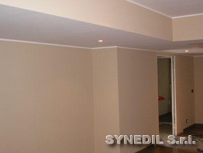 Tinteggiatura/ Verniciatura - Ristrutturazione Bagno Milano - Synedil